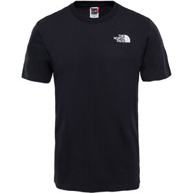 The North Face Simple Dome Camiseta Manga Corta Hombre, tnf black